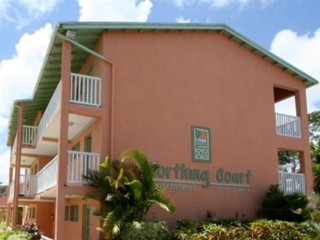 Pauschalreise Hotel Barbados, Barbados, Worthing Court Apartment Hotel in Christ Church  ab Flughafen