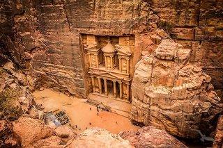 Pauschalreise Hotel Jordanien,     Jordanien - Rund & Erlebnisreisen,     Rundreise Klassisches Jordanien in Mittelklasse
