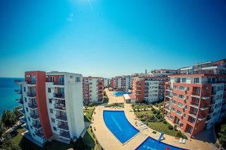 Pauschalreise Hotel Bulgarien, Riviera Süd (Sonnenstrand), Grand Resort Panorama Fort Beach in Sweti Wlas  ab Flughafen Amsterdam