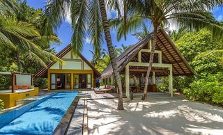 Pauschalreise Hotel Malediven, Malediven - weitere Angebote, Four Seasons Resort Maldives at Landaa Giraavaru in Landaa Giraavaru  ab Flughafen Frankfurt Airport