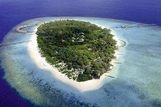 Pauschalreise Hotel Malediven, Malediven - weitere Angebote, Adaaran Prestige Water Villas in Meedhupparu  ab Flughafen Frankfurt Airport
