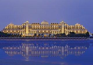 Luxus Hideaway Hotel Vereinigte Arabische Emirate, Dubai, Jumeirah Zabeel Saray in Palm Jumeirah  ab Flughafen Düsseldorf