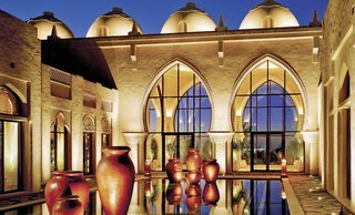 Luxus Hideaway Hotel Vereinigte Arabische Emirate, Dubai, Arabian Court at One&Only Royal Mirage in Dubai  ab Flughafen Düsseldorf