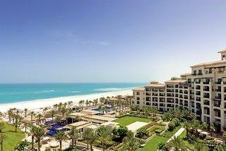Luxus Hideaway Hotel Vereinigte Arabische Emirate, Abu Dhabi, The St. Regis Saadiyat Island Resort in Abu Dhabi  ab Flughafen Abflug Mitte