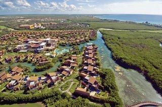 Luxus Hideaway Hotel Mexiko, Riviera Maya & Insel Cozumel, Banyan Tree Mayakoba in Playa del Carmen  ab Flughafen Salzburg
