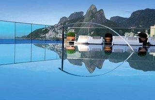 Pauschalreise Hotel Brasilien, Brasilien - weitere Angebote, Fasano Rio de Janeiro in Rio de Janeiro  ab Flughafen Bruessel