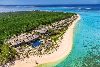 Luxus Hideaway Hotel Mauritius, Mauritius - weitere Angebote, The St. Regis Mauritius Resort in Le Morne  ab Flughafen Karlsruhe Baden-Baden