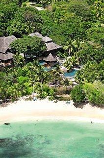 Luxus Hideaway Hotel Seychellen, Seychellen, Constance Lemuria in Anse Kerlan  ab Flughafen Amsterdam