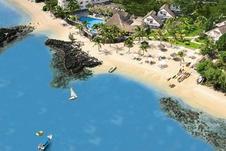 Pauschalreise Hotel Mauritius, Mauritius - weitere Angebote, Merville Beach in Grand Baie  ab Flughafen Bruessel