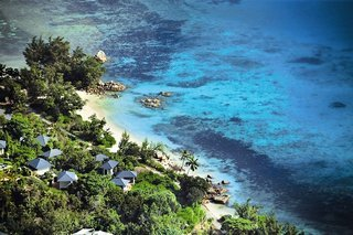 Luxus Hideaway Hotel Seychellen, Seychellen, Raffles Seychelles in Insel Praslin  ab Flughafen Amsterdam