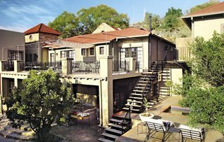 Pauschalreise Hotel Namibia, Namibia - Windhoek, Olive Grove Gästehaus in Windhoek  ab Flughafen