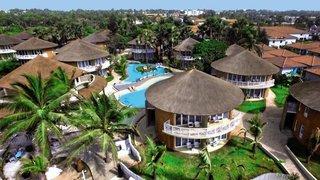 Pauschalreise Hotel Gambia, Gambia, Balafon Beach Resort in Kololi Beach  ab Flughafen Berlin-Tegel
