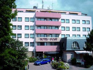 Hotel TOP Post Airport in Frankfurt am Main