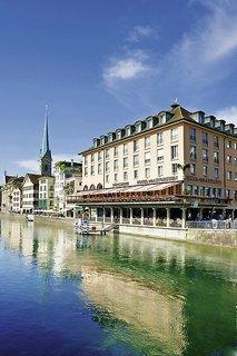 Pauschalreise Hotel Schweiz, Zürich Stadt & Kanton, Storchen Zürich in Zürich  ab Flughafen Berlin-Tegel
