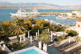 Pauschalreise Hotel Kroatien, Kroatien - weitere Angebote, Hotel Osam in Supetar  ab Flughafen Düsseldorf