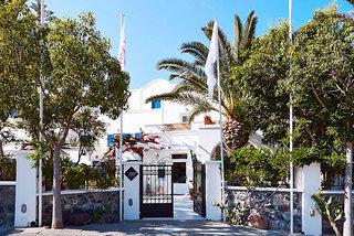 Pauschalreise Hotel Griechenland, Santorin, Hermes Hotel Kamari Santorini in Kamari  ab Flughafen