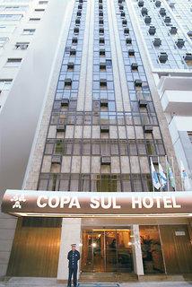 Pauschalreise Hotel Brasilien, Brasilien - weitere Angebote, Copa Sul in Rio de Janeiro  ab Flughafen Berlin
