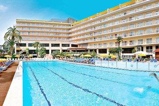 Pauschalreise Hotel Spanien, Costa Brava, Hotel GHT Oasis Park & SPA in Lloret de Mar  ab Flughafen Berlin