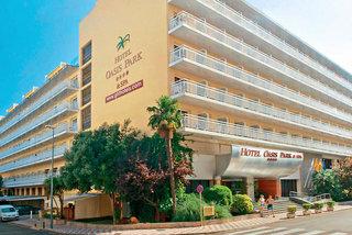 Pauschalreise Hotel Spanien, Costa Brava, Hotel GHT Oasis Park & SPA in Lloret de Mar  ab Flughafen Berlin-Schönefeld