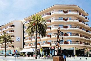Pauschalreise Hotel Spanien, Barcelona & Umgebung, Aqua Hotel Promenade in Pineda de Mar  ab Flughafen Berlin-Schönefeld