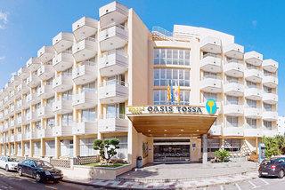 Pauschalreise Hotel Spanien, Costa Brava, Hotel GHT Oasis Tossa & SPA in Tossa de Mar  ab Flughafen Berlin-Schönefeld