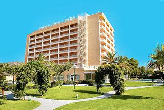 Pauschalreise Hotel Spanien, Costa Brava, Prestige Goya Park Hotel in Roses  ab Flughafen Berlin-Schönefeld