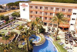 Pauschalreise Hotel Spanien, Barcelona & Umgebung, Sumus Hotel Monteplaya in Malgrat de Mar  ab Flughafen Berlin-Schönefeld