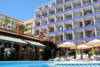 Pauschalreise Hotel Spanien, Costa Brava, HTOP Palm Beach in Lloret de Mar  ab Flughafen Berlin-Schönefeld