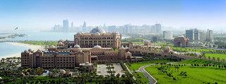 Luxus Hideaway Hotel Vereinigte Arabische Emirate, Abu Dhabi, Emirates Palace Abu Dhabi in Abu Dhabi  ab Flughafen Wien