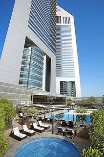 Luxus Hideaway Hotel Vereinigte Arabische Emirate, Dubai, Jumeirah Emirates Towers in Dubai  ab Flughafen Nürnberg