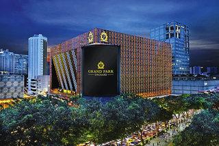 Pauschalreise Hotel Singapur, Singapur, Grand Park Orchard in Singapur  ab Flughafen Bremen