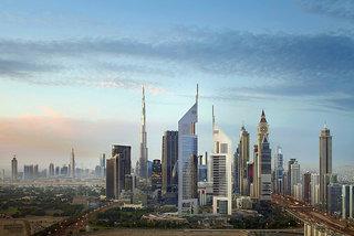 Luxus Hideaway Hotel Vereinigte Arabische Emirate, Dubai, Jumeirah Emirates Towers in Dubai  ab Flughafen Berlin