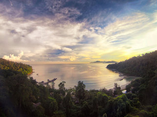 Pauschalreise Hotel Malaysia, Malaysia - Sabah, Bunga Raya Island Resort & Spa in Pulau Gaya  ab Flughafen Berlin
