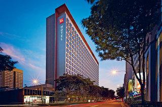 Pauschalreise Hotel Singapur, Singapur, Ibis Singapore on Bencoolen in Singapur  ab Flughafen Abflug Ost