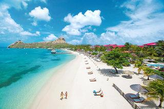 Pauschalreise Hotel St. Lucia, St. Lucia, Sandals Grande St. Lucian in Gros Islet  ab Flughafen