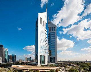Luxus Hideaway Hotel Vereinigte Arabische Emirate, Dubai, Jumeirah Emirates Towers in Dubai  ab Flughafen Düsseldorf