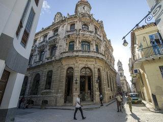 Pauschalreise Hotel Kuba, Havanna & Umgebung, Hotel Raquel in Havanna  ab Flughafen Bremen
