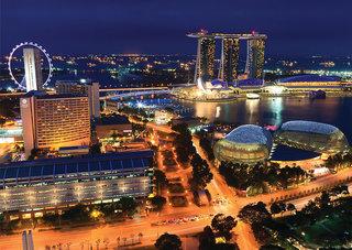 Pauschalreise Hotel Singapur, Singapur, Marina Mandarin Singapore in Singapur  ab Flughafen Bremen