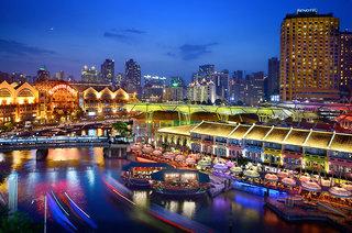 Pauschalreise Hotel Singapur, Singapur, Novotel Singapore Clarke Quay in Singapur  ab Flughafen Bremen