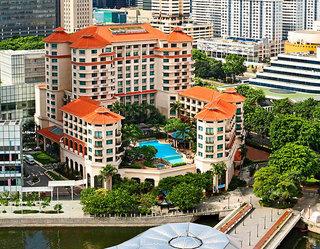 Pauschalreise Hotel Singapur, Singapur, Swissotel Merchant Court in Singapur  ab Flughafen Abflug Ost