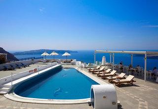 Pauschalreise Hotel Griechenland, Santorin, Volcano View Hotel in Fira  ab Flughafen