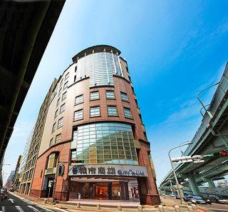 Pauschalreise Hotel Taiwan R.O.C., Taiwan, City Suites Taipei Nandong in Taipeh  ab Flughafen