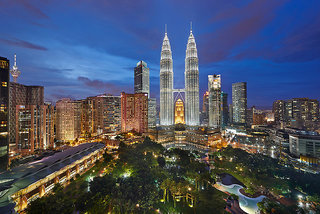 Luxus Hideaway Hotel Malaysia, Malaysia - weitere Angebote, Mandarin Oriental Kuala Lumpur in Kuala Lumpur  ab Flughafen Abflug Süd