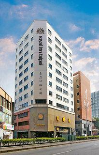 Pauschalreise Hotel Taiwan R.O.C., Taiwan, Royal Inn Linsen in Taipeh  ab Flughafen