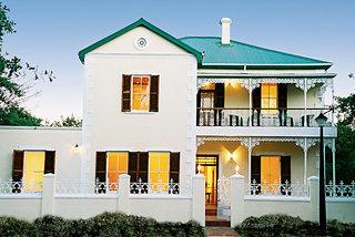 Pauschalreise Hotel Südafrika, Südafrika - Kapstadt & Umgebung, Evergreen Manor & Spa in Stellenbosch  ab Flughafen Frankfurt Airport