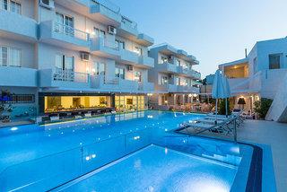 Pauschalreise Hotel Griechenland, Kreta, Castello Bianco Aparthotel in Rethymnon  ab Flughafen