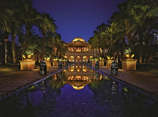 Luxus Hideaway Hotel Vereinigte Arabische Emirate, Dubai, The Palace at One&Only Royal Mirage in Dubai  ab Flughafen Paderborn
