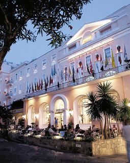 Luxus Hideaway Hotel Italien, Capri, Grand Quisisana in Capri  ab Flughafen Wien