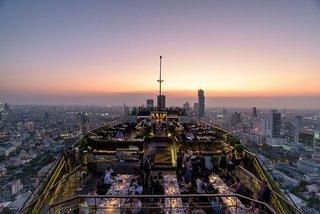 Luxus Hideaway Hotel Thailand, Bangkok & Umgebung, Banyan Tree Bangkok in Bangkok  ab Flughafen Abflug Süd