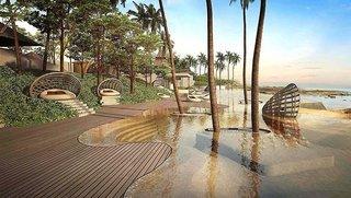 Luxus Hideaway Hotel Thailand, Ko Samui, The Ritz-Carlton, Koh Samui in Ko Samui  ab Flughafen Abflug Mitte